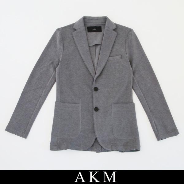 AKM(エイケイエム)2B-JKTグレーJI65 cns006.L