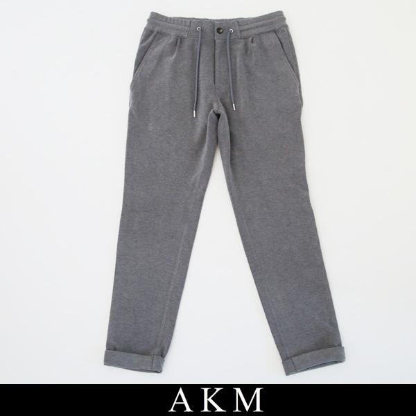 AKM(エイケイエム)EASY TROUSERグレーJ166 CNS006