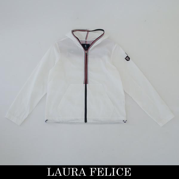 LauraFelice(ラウラ 1002・フェリーチェ)ナイロンジャンバーナイロンブルゾンホワイト132 12 1002 12, 江木食品:284eec3e --- sunward.msk.ru