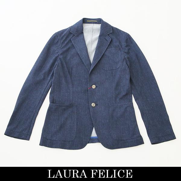 LauraFelice(ラウラ・フェリーチェ)ジャケットネイビー132 1004 26