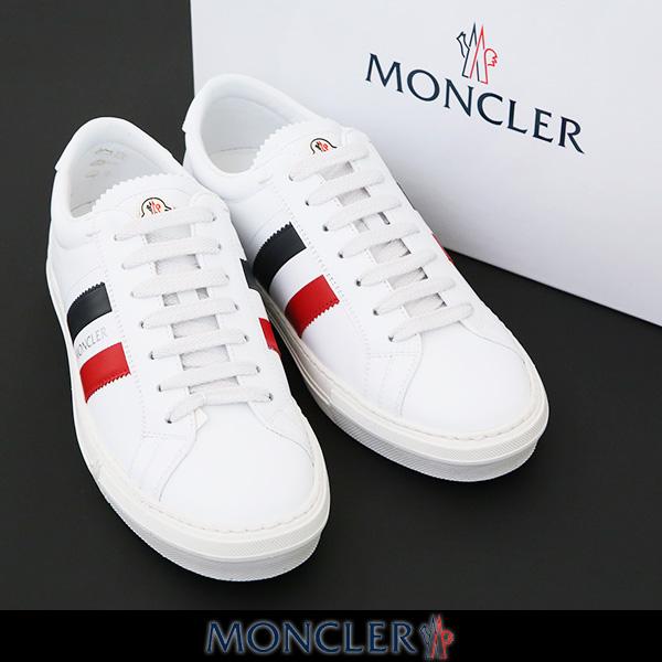 MONCLER(モンクレール)スニーカー (ホワイト)NEW MONACO