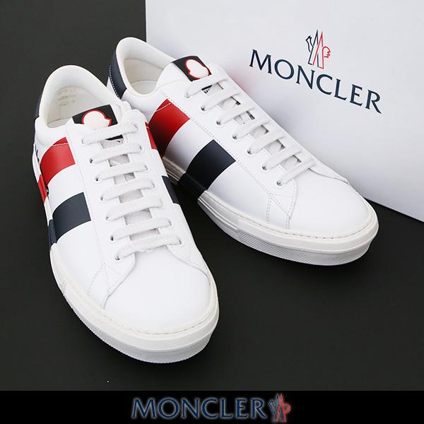 MONCLER(モンクレール)スニーカー (ホワイト)MONTPELLIER