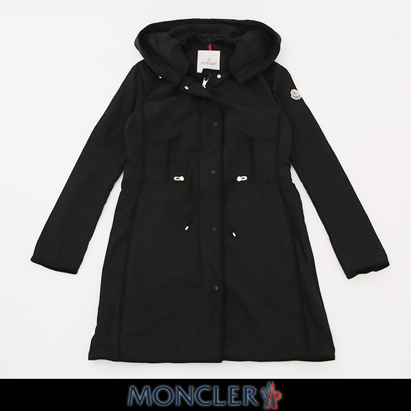 f6ad00d8b MONCLER (Monk rail) Lady's light overcoat ANTHEMIS