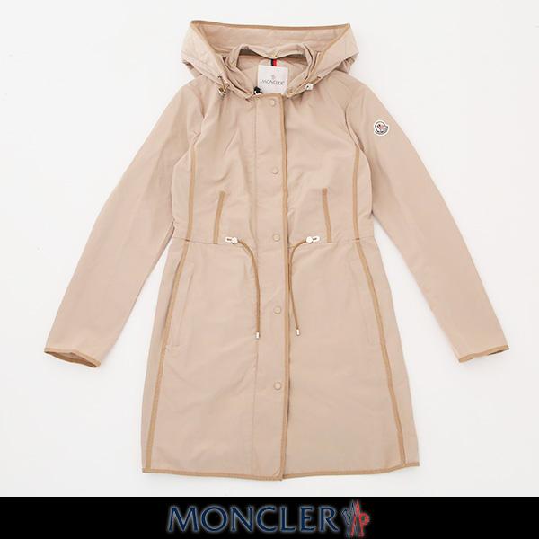 MONCLER(モンクレール)【レディースウェア】レディーススプリングコート【ベージュ】ANTHEMIS