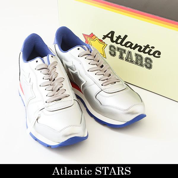Atlantic STARS(アトランティックスターズ)スニーカーシルバーANTARES ARB 14B SPACE ARGENTO 05