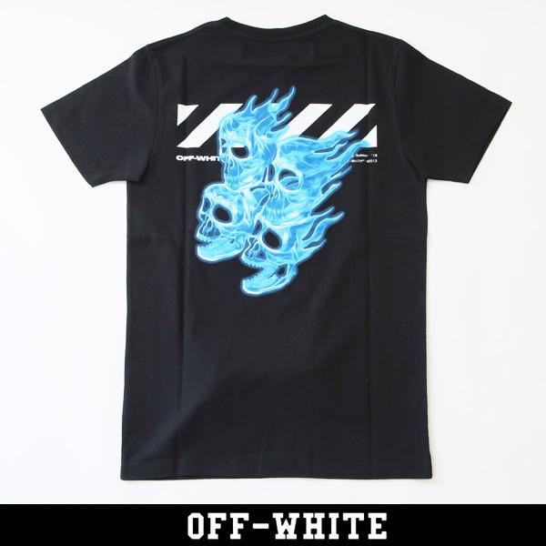 OFF-WHITE(オフホワイト)【メンズウェア】半袖Tシャツ0MAA027S191850171088