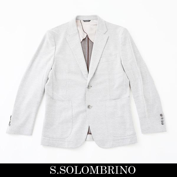 S.SOLOMBRINO(サルバトーレ・ソロンブリーノ)ジャケットグレー系57 1290 808