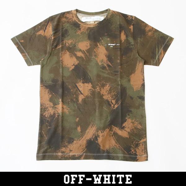 OFF-WHITE(オフホワイト)【メンズウェア】半袖Tシャツ0MAA027E191850189901