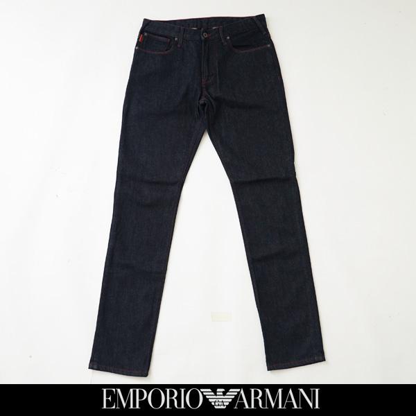 EMPORIO ARMANI(エンポリオアルマーニ)ストレッチジーンズストレッチデニムインディゴ6G1J06 1D7TZ