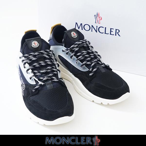 MONCLER(モンクレール)スニーカー (ブラック系)ANAKIN SCARPA