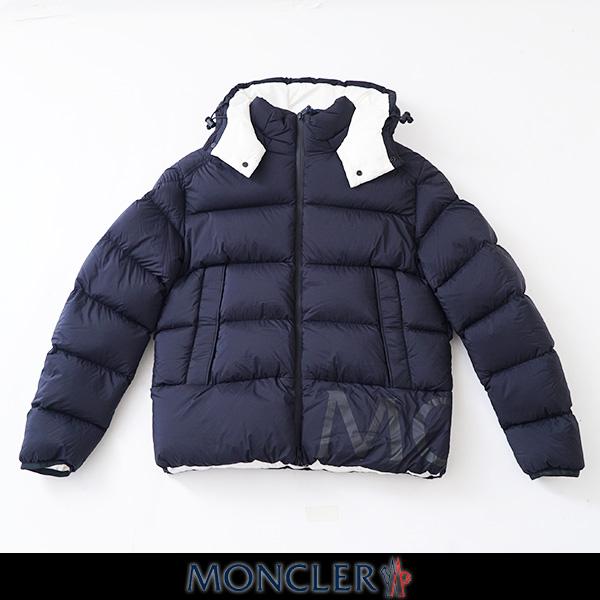 MONCLER(モンクレール)【メンズウェア】WILMSダウンブルゾンダウンジャケットブラック