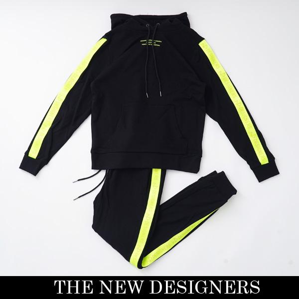 THE NEW DESIGNERS(ニューデザイナーズ)セットアップ (ブラック)MW 5004 1ND