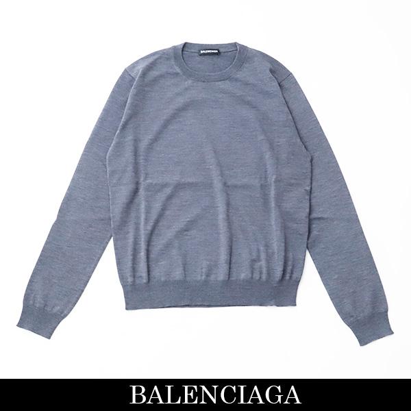 BALENCIAGA(バレンシアガ)セーターグレーML0 583117 T1439 1167