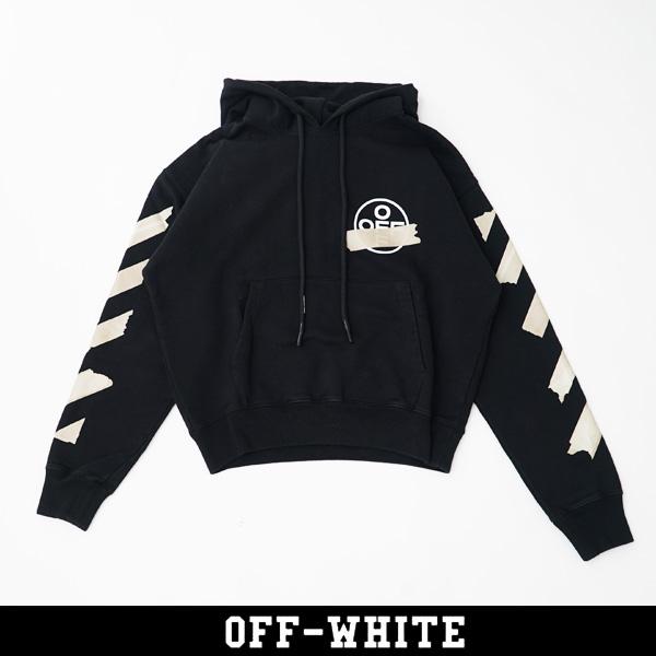 OFF-WHITE(オフホワイト)メンズウェアパーカーブラック0MBB037R20E300021048