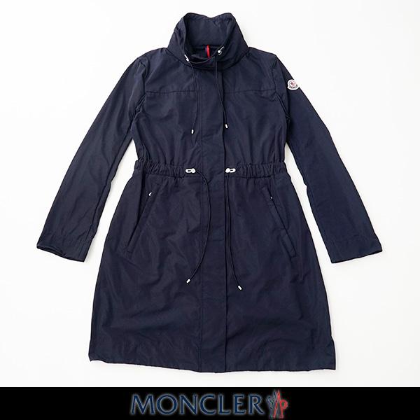 MONCLER(モンクレール)【レディースウェア】レディーススプリングコート【ネイビー】MALACHITE