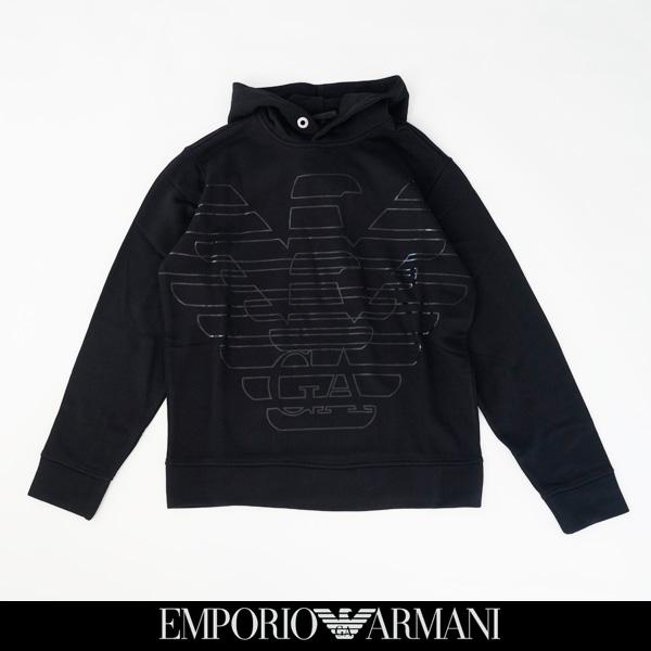 <title>SALE EMPORIO ARMANI ※アウトレット品 エンポリオ アルマーニ パーカーブラック6H1MC4 1JPHZ</title>