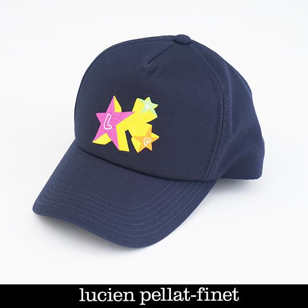 lucien pellat-finet ルシアンペラフィネ キャップLPFスターキャップネイビーCAP139(213 19905)