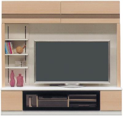 アズ180テレビボード/ライト/壁面収納
