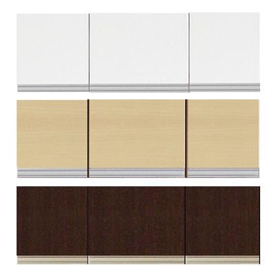 食器棚 ファリーナ 100T 上置き 高さ40~59cm【キッチン収納】【高橋木工】