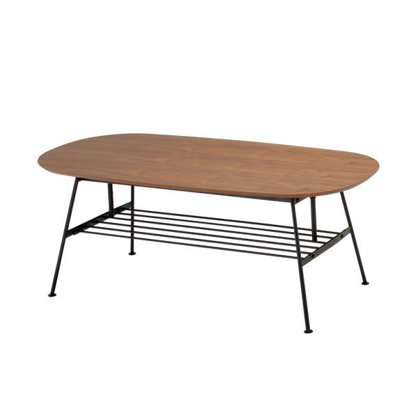 アジャスターテーブル anthem(アンセム) ANT-2734BR【スチール】【USED感】【おしゃれ】【組み立て家具】【市場】