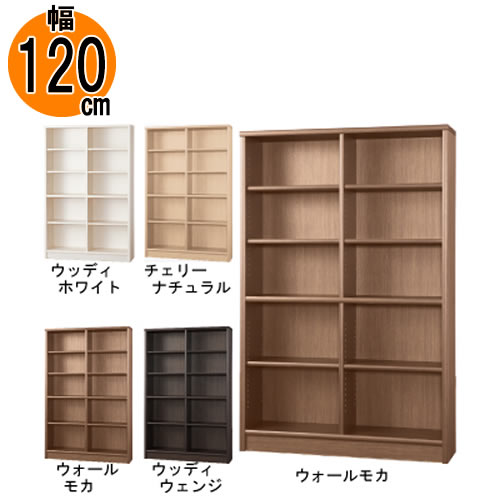 【小島工芸】本棚【 低ホルム】 アコード120H
