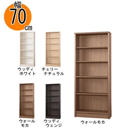 【小島工芸】本棚【 低ホルム】 アコード70H 【特注】