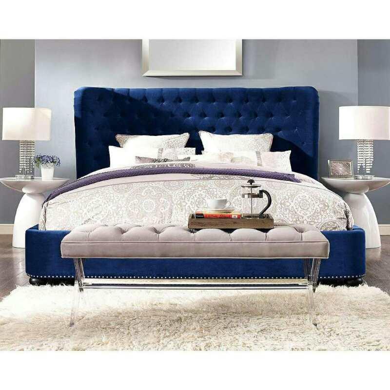 Princess bed modern H H X-BED-A 630