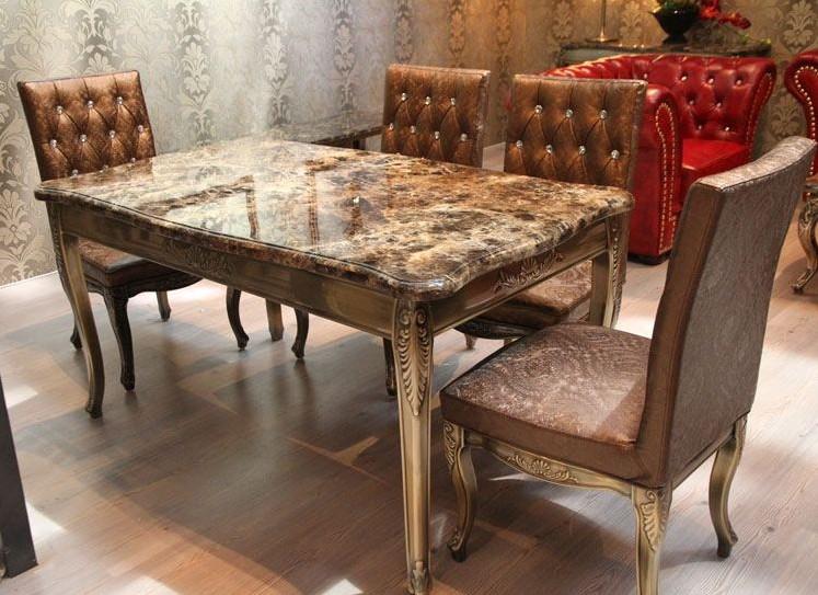 表示価額はテーブルだけの価額です セットではございません 大理石 テーブル ダイニングテーブル モダン 贈答品 人工大理石0001 在庫一掃 O Q-001