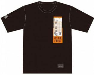 五月天Mayday(メイデイ)[五月天LIFE]打卡下班黒T-F&T-FFオフィシャル男/女2種類Tシャツ(フリーサイズ)