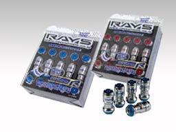 【RAYS】フォーミュラナットセット M12サイズ 20個入り レイズ FORMULAシリーズ