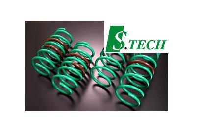 【TEIN / テイン】 ノート 等にお勧め エステク STECH ダウンサスキット 1台分 型式等:E11 品番:SKP50-S1B00
