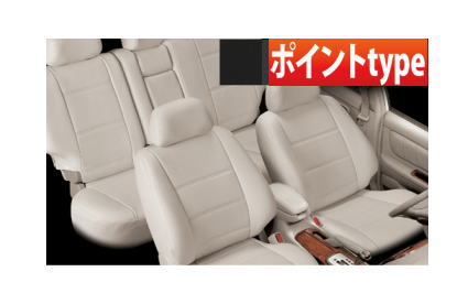 【オートウェア】 ポイント・タイプ シートカバー スバル R2 にお勧め! RC1 RC2系 品番:9771