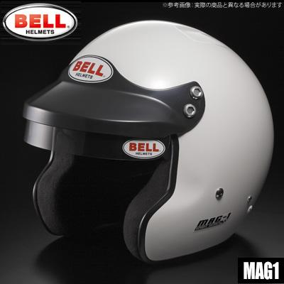 【Bell】 ベルヘルメット 【ベル BELL】ヘルメット MAG-1 サイズ:XL 品番:GH171(1426044)