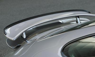【GruppeM】 ガーニーフラップ [CFRP] ポルシェ 996 にお勧め! 品番:GFC-996T