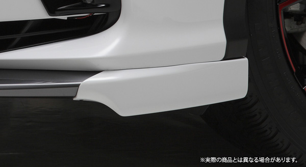 【LX-mode】レクサス RX450h/200t 等にお勧め LXフロントサイドスパッツ 未塗装 型式等:20系