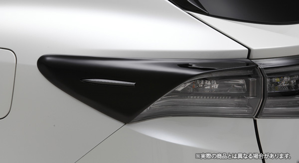 【LX-mode】ハリアー 等にお勧め LXカラードテールランプガーニッシュ(塗装済) 型式等:ZSU60/65,AVU65