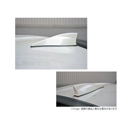 【TRD】ルーフフィン 塗装済み トヨタ 86(ハチロク)などにお勧め! 品番:MS440-18001-##