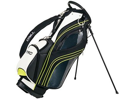 【TRD】 ゴルフバッグ(スタンド付) 品番:08315-SP135