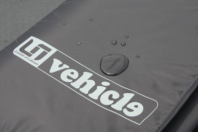 【ユーアイビークル UI vehicle】ハイエース 等にお勧め 遮光パッド スーパーロングボディー用リア7面 型式等:200系
