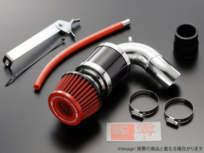 【ZERO-1000】パワーチャンバーK-Car ワゴンR RR 型式:CBA-MH21S系にお勧め 品番:106-KS001(赤) 106-KS001B(青)