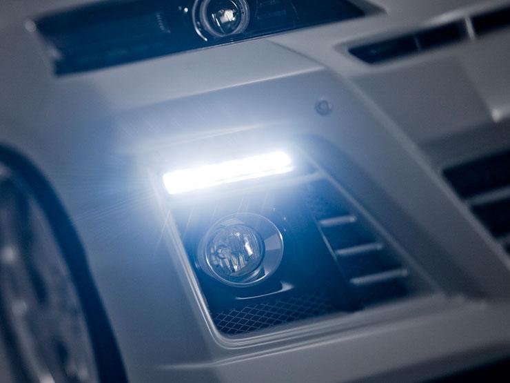 【アドミレイション/Admiration】 ヴェルファイア 等にお勧め クリスタルハイパー2WAY LEDデイライトキット ベルタ Belta エアロシリーズ 型式等:GGH/ANH 20・25/ATH20 MC後