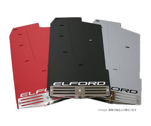 【Elford】デリカD:5 等にお勧め エルフォード・マッドフラップ D:5専用タイプ 4枚セット