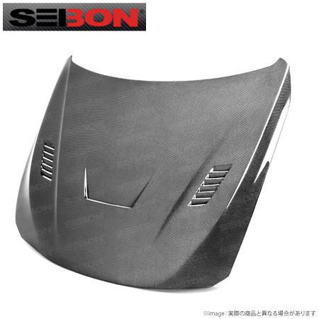 【SEIBON/セイボン】BMW 3シリーズ 用ボンネット直輸入品
