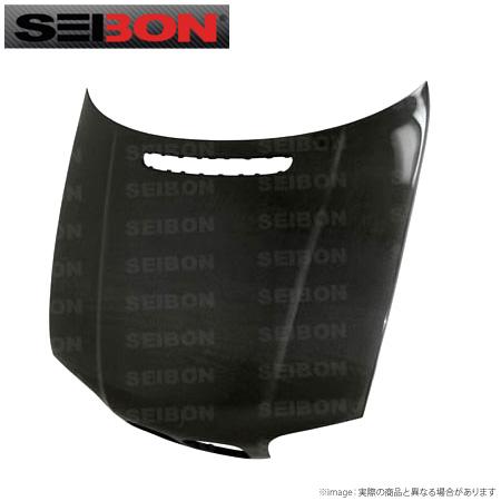 【SEIBON/セイボン】BMW E46 4DR 前期用ボンネット直輸入品