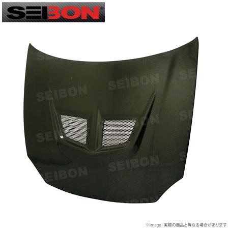 【SEIBON/セイボン】CRX DELSOL EG1用ボンネット直輸入品