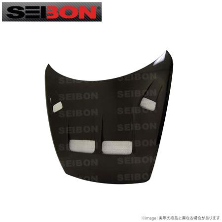 【SEIBON/セイボン】マツダ RX-8 SE3P用ボンネット直輸入品