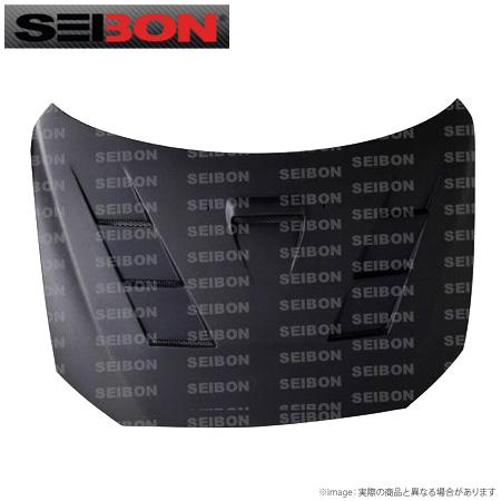 【SEIBON/セイボン】ランサーエボリューション10 CZ4A用ボンネット直輸入品