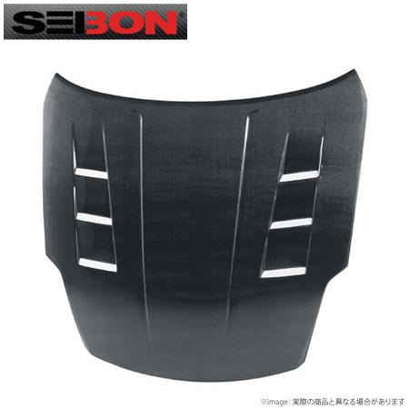 【SEIBON/セイボン】フェアレディZ Z33用ボンネット直輸入品