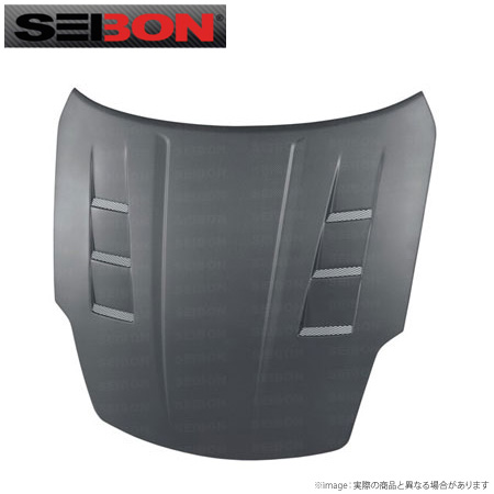 【SEIBON/セイボン】フェアレディZ Z33 用ボンネット直輸入品