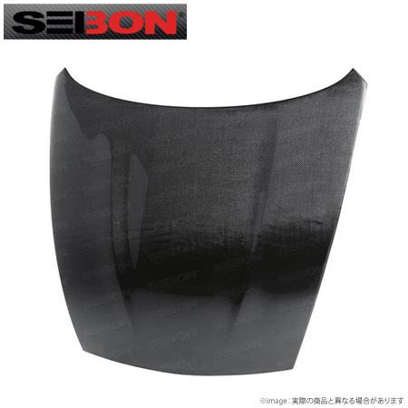 【SEIBON/セイボン】フェアレディZ Z34用ボンネット直輸入品